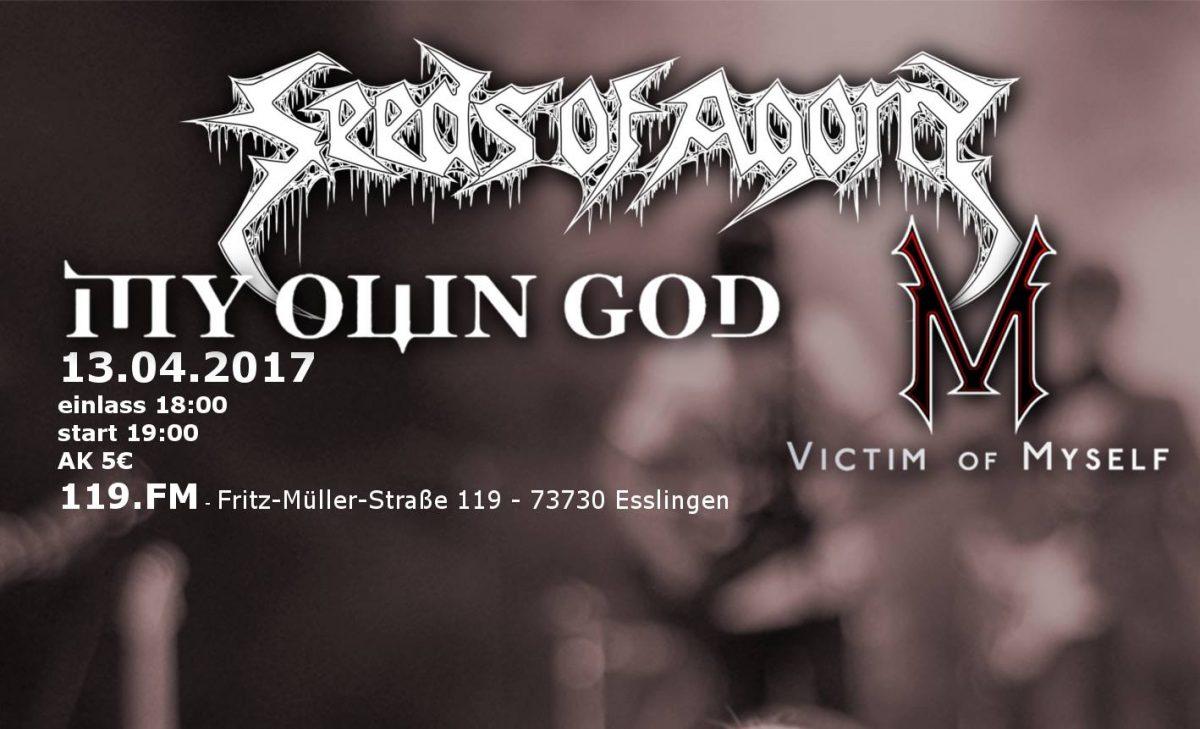14. April 2017 Easter Metal